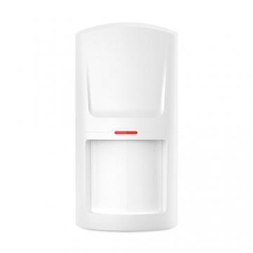 ERAY M2C GSM Funk Alarmanlage mit LCD Display, SMS und Anruf, APP und deutsche Anleitung, Alarmsystem Set mit 1 kabelgebundene Innensirene, 4 Bewegungsmelder und 9 Türkontakten, 2 Fernbedienung und 1 Solar Power Sirene - 3