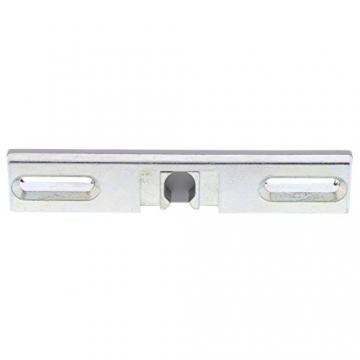 ToniTec® Terrassentür Balkontür Schnäpper Fensterschnäpper Balkontürschnäpper universal Hersteller unabhängig inkl.Hülse - 4