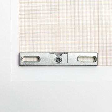 ToniTec® Terrassentür Balkontür Schnäpper Fensterschnäpper Balkontürschnäpper universal Hersteller unabhängig inkl.Hülse - 5